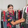 Jessica Szohr Alice And Olivia Shopping Event Benefitting St. Jude