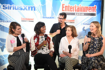 Jessica Walter SiriusXM's Entertainment Weekly Radio Channel Broadcasts From Comic Con 2017 - Day 2
