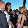 Jessica Watson The Duke And Duchess Of Cambridge Tour Australia And New Zealand - Day 13