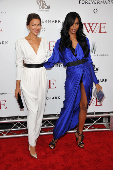 """Jessica White - The Weinstein Company With The Cinema Society & Forevermark Host The Premiere Of """"W.E."""""""