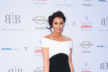 Jessica Wright The Caudwell Children Butterfly Ball - Red Carpet Arrivals