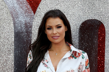 Jessica Wright 'Ocean's 8' UK Premiere - Red Carpet Arrivals