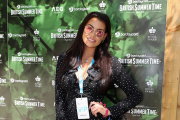 Jessica Wright Barclaycard Presents British Summer Time Hyde Park - 13th July