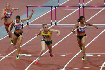 Jessica Zelinka Olympics Day 11 - Athletics