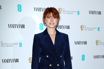 Jessie Buckley Vanity Fair EE Rising Star Party - Red Carpet Arrivals