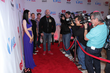 Jessie J Backstage at Y100's Jingle Ball
