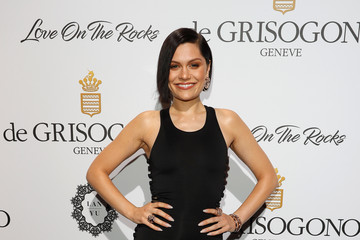 Jessie J DeGrisogono 'Love on the Rocks' Party at the 70th Annual Cannes Film Festival