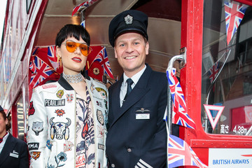 Jessie J Jessie J Launches British Airways London for Less Campaign