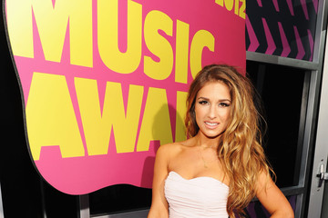 Jessie James 2012 CMT Music Awards - Red Carpet