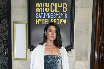 Jessie Ware Miu Miu 2019 Cruise Collection Show : Photocall - Paris