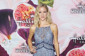 Jessy Schram Hallmark Channel and Hallmark Movies and Mysteries Winter 2018 TCA Press Tour - Arrivals