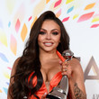 Jesy Nelson National Television Awards 2020 - Winners Room