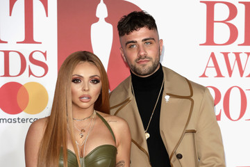 Jesy Nelson The BRIT Awards 2018 - Red Carpet Arrivals