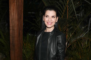 "Actress Julianna Margulies attends the  New York Screening of ""Jett"" - after party at Gitano Jungle Terraces on June 11, 2019 in New York City."