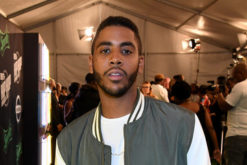 Jharrel Jerome BET Hip Hop Awards 2017 - Roaming Red Carpet