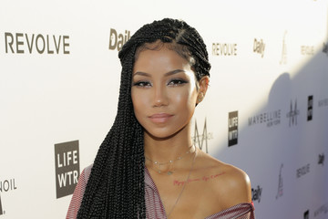 Jhene Aiko Daily Front Row's 3rd Annual Fashion Los Angeles Awards - Red Carpet