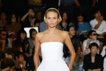 Natasha Poly Jil Sander - Milan Fashion Week Womenswear Spring/Summer 2012