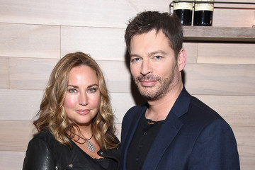 Jill Goodacre NBC and the Cinema Society Host the Season 2 Premiere of 'Shades of Blue' - After Party
