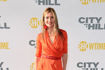 Jill Hennessy Showtime's 'City On A Hill' New York Premiere
