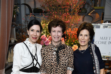 Jill Kargman New York + Delta Faucet Celebrate Wendy Goodman's Book Release At Roman And Williams Guild