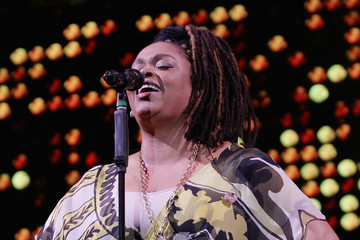 Jill Scott The 12th Annual Jazz in the Gardens Music Festival - Day 1