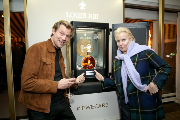 LOUIS XIII Cognac Celebrates '100 Years - The Song You'll Only Hear #IfWeCare'