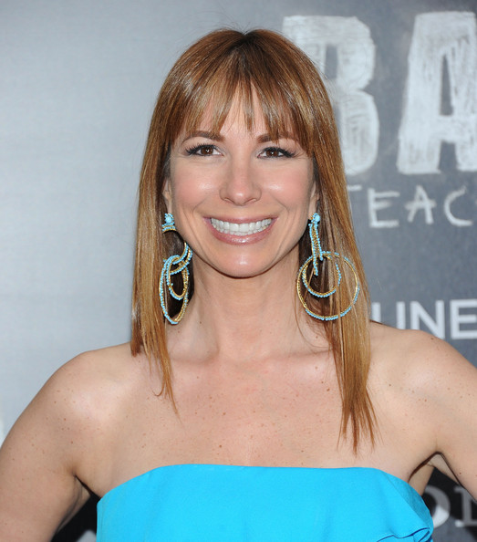 "Jill Zarin Jill Zarin attends the premiere of ""Bad Teacher"" at the ..."