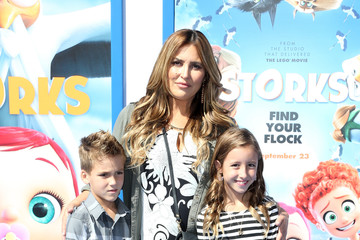 Jillian Barberie Premiere of Warner Bros. Pictures' 'Storks' - Arrivals