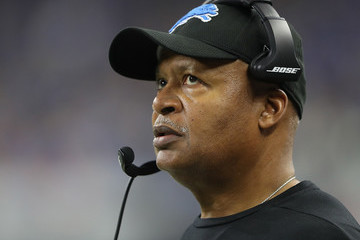 Jim Caldwell Chicago Bears vDetroit Lions