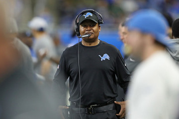 Jim Caldwell Green Bay Packers vDetroit Lions