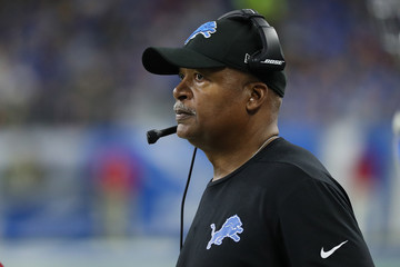 Jim Caldwell Pittsburgh Steelers vDetroit Lions
