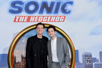 "Jim Carrey ""Sonic the Hedgehog"" London Fan Screening"