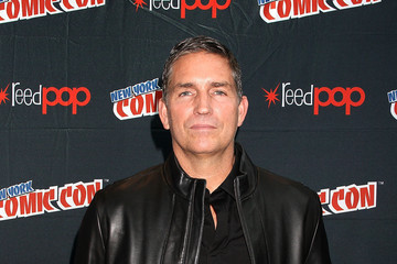 Jim Caviezel New York Comic-Con 2015 - Day 4