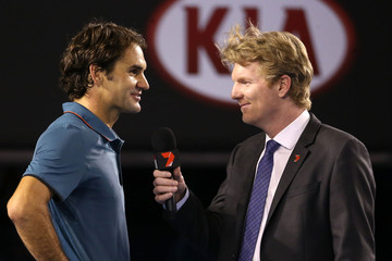 Jim Courier 2015