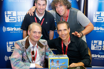 Jim Fletcher Howard Stern's 'Geektime' Broadcasts Live From Comic-Con 2014