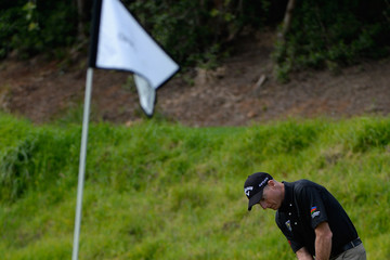 Jim Furyk Genesis Open - Round One
