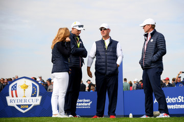 Jim Furyk 2018 Ryder Cup - Morning Fourball Matches