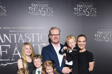 Jim Gaffigan 'Fantastic Beasts and Where to Find Them' World Premiere