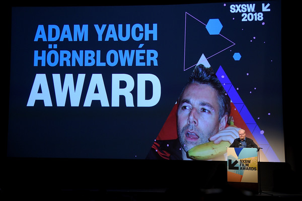 SXSW Film Awards Show - 2018 SXSW Conference and Festivals