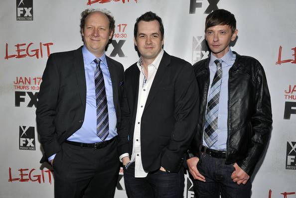jim jefferies photos photos screening of fx s new comedy series