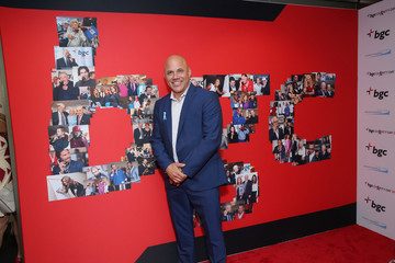 Jim Leyritz Annual Charity Day Hosted By Cantor Fitzgerald, BGC and GFI - BGC Office - Arrivals