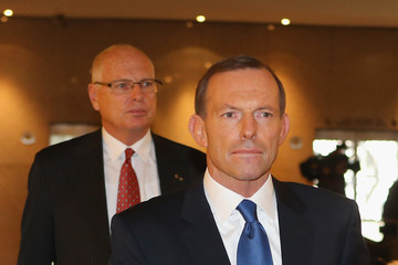Jim Molan Tony Abbott Unveils Coalition Border Protection Policy