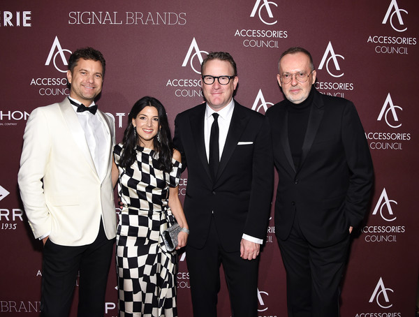 Accessories Council Hosts The 23rd Annual ACE Awards - Arrivals [event,premiere,award,guest,todd snyder,joshua jackson,jim moore,ace awards,l-r,annual ace awards,new york city,accessories council]