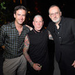 Jim Moore GQ Celebrates Milan Men's Fashion Week With Armie Hammer and Virgil Abloh