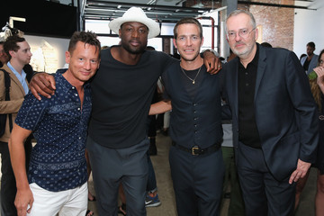 Jim Nelson Guests Attend the rag & bone SS16 Menswear Event