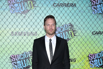 Jim Parrack 'Suicide Squad' Premiere in New York for Carrera