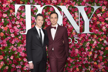 Jim Parsons 72nd Annual Tony Awards - Arrivals