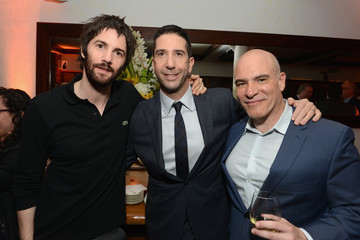 Jim Sturgess AMC's 'Feed The Beast' Premiere