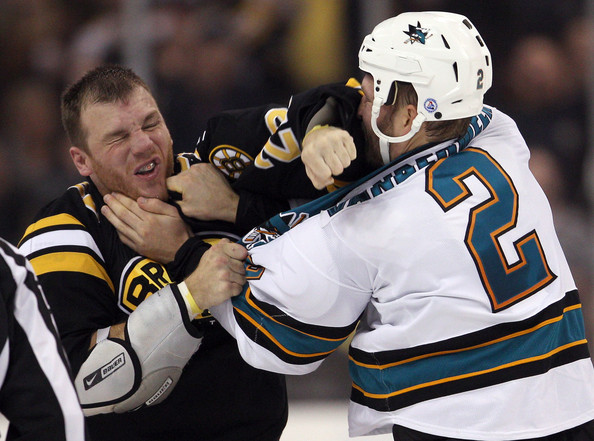 Vandermeer San Jose Sharks V Boston Bruins 0Dszxyhlep4l