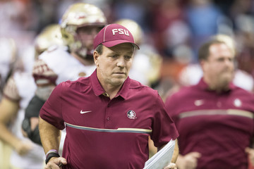 Jimbo Fisher Florida State v Syracuse